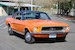 1968 Madagascar Orange special order paint Mustang