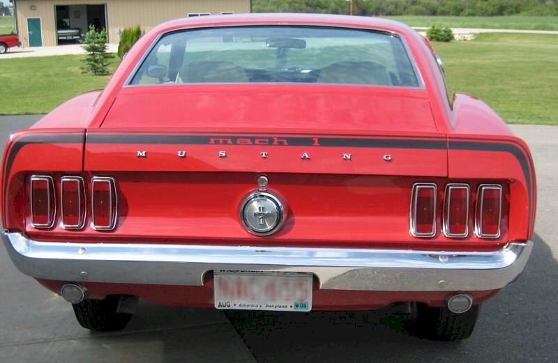 Red 69 Mach I