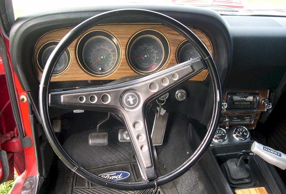 Dash Pad & Door Panels 1969 Ford Mustang Restoration Part 68 ...