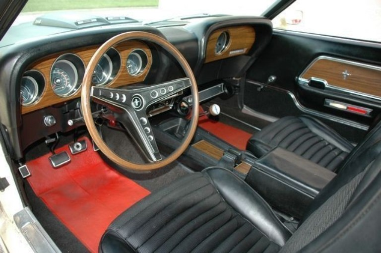 1969 Mustang Mach 1 Interior The Image Kid Has It