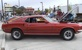Indian Fire Red 69 Mustang Mach 1 Sportsroof