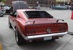 Indian Fire Red 1969 Mustang Mach 1 Fastback