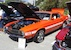 Competition Orange Calypso Coral 69 Mustang Shelby GT500 Fastback