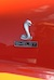 shelby rear quarter window panel emblem