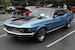 Winter Blue 1969 Mustang Grande Hartop