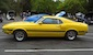 Bright Yellow 1969 Mustang Shelby GT-350 Fastback