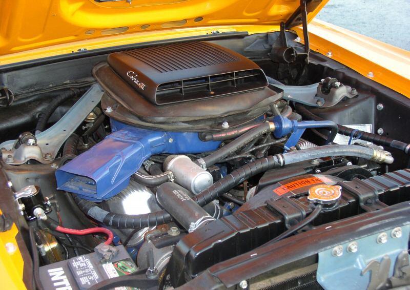 Grabber Orange 1970 Mach 1 Ford Mustang Fastback - MustangAttitude.com