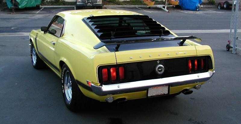 Competition Yellow 70 Boss
