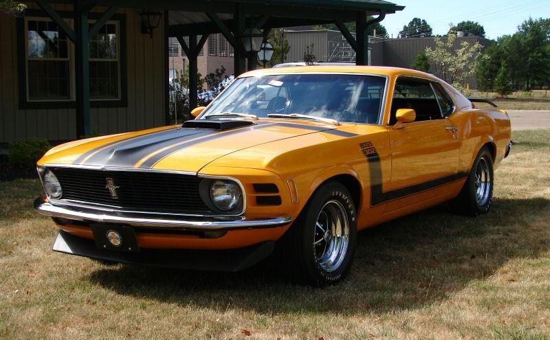 1970 boss 302 for sale grabber orange autos weblog. Black Bedroom Furniture Sets. Home Design Ideas