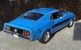1970 Grabber Blue Mustang Sidewinder Special Sportsroof