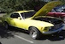 Competition Yellow 1970 Mustang Mach 1 sportsroof