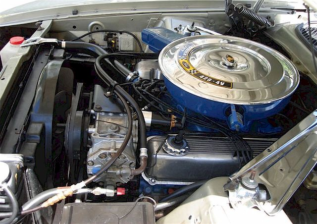 Mustang 1969 H Code 351ci V8 Engine | Apps Directories