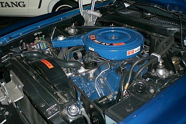 1971 ford 460 4v horsepower in lincoln application