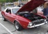 Red 1971 Mustang Convertible