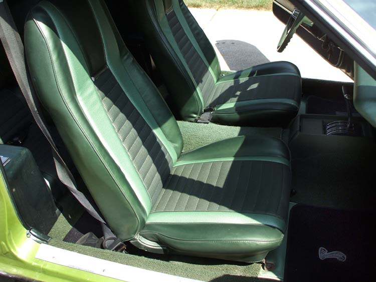 medium lime green 1972 mach 1 ford mustang fastback photo detail. Black Bedroom Furniture Sets. Home Design Ideas