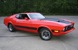 Calypso Coral 1973 Mach 1 Mustang Fastback