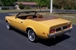 Medium Yellow Gold 1973 Mustang Convertible