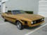 Gold Glow 73 Mustang Convertible