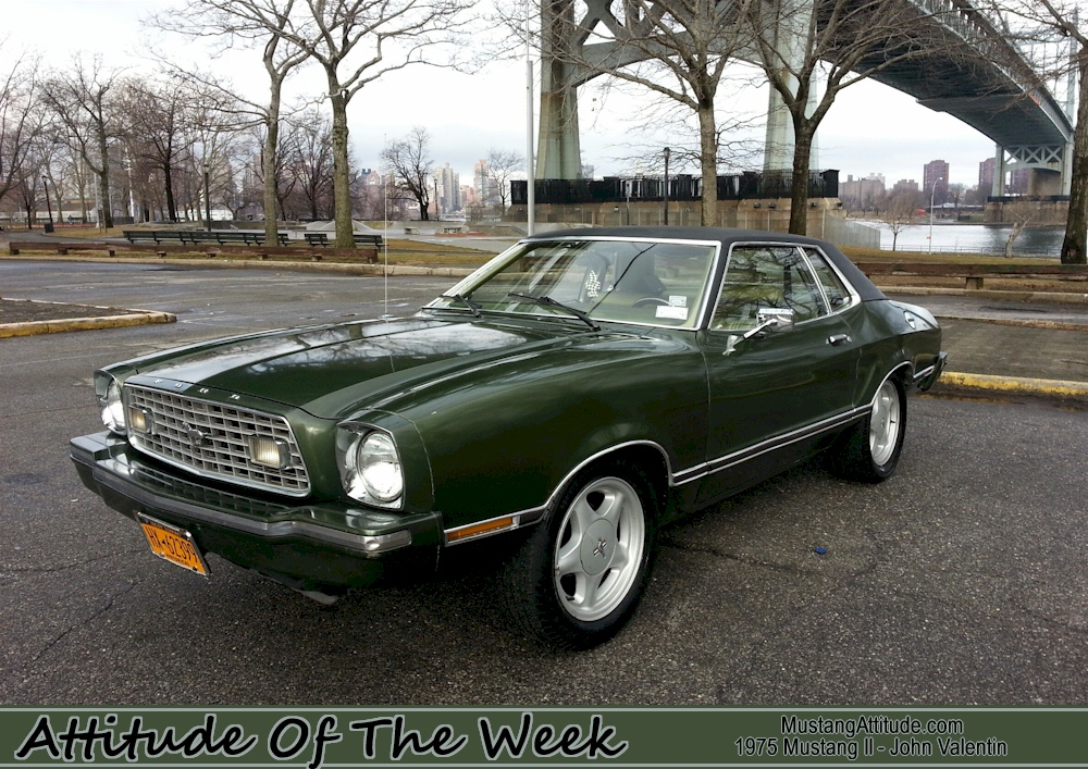Nada Classic Car Value >> 1975 Ford mustang specs