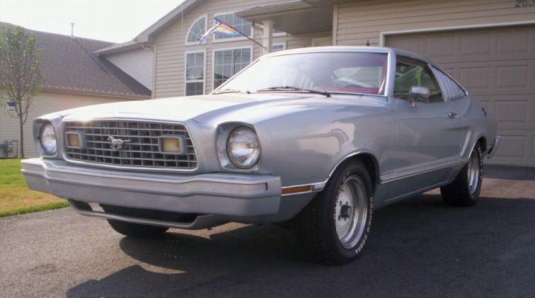 1976 Ford mustang hatchback sale