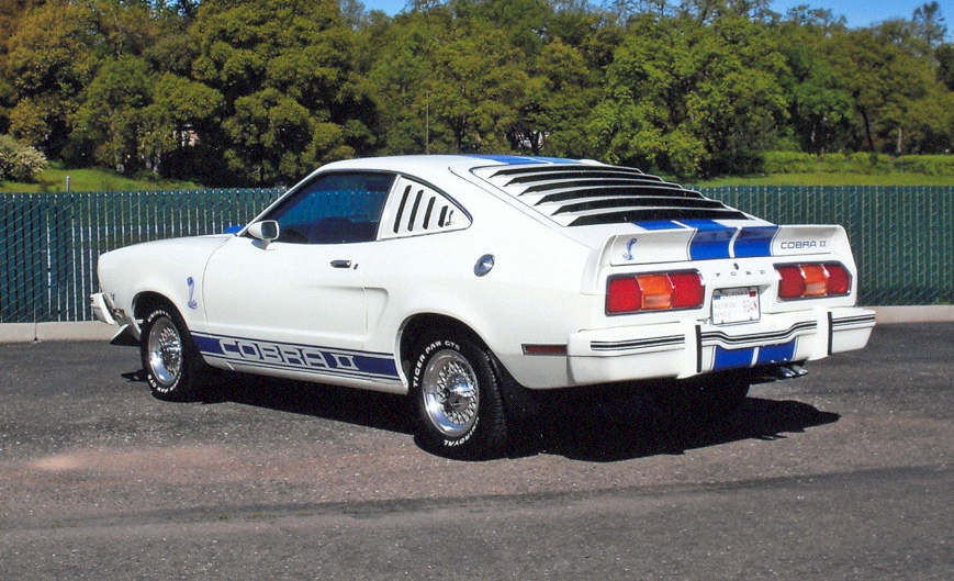 76 mustang 2 images