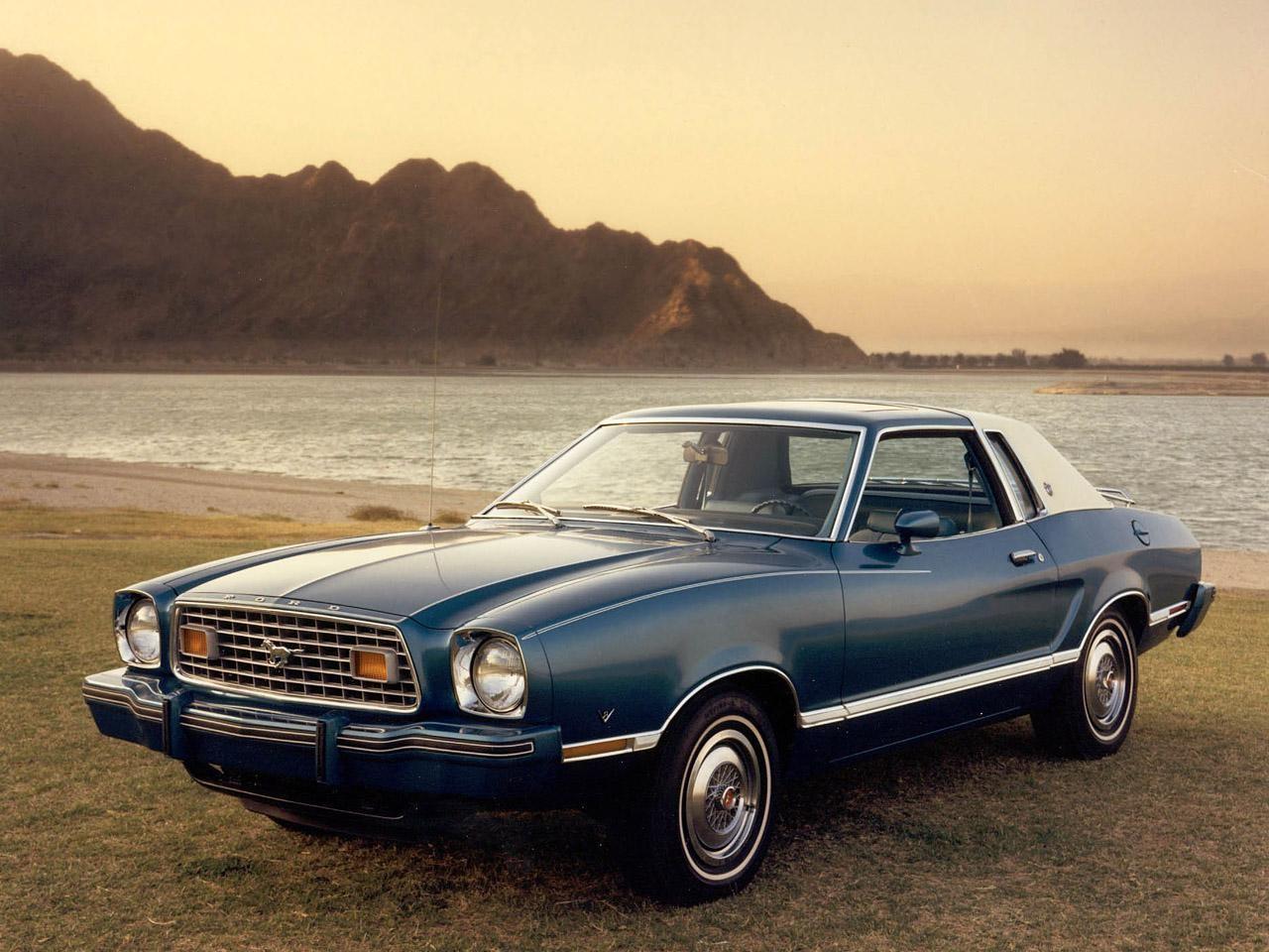 1977 Mustang Photo Collection - MustangAttitude