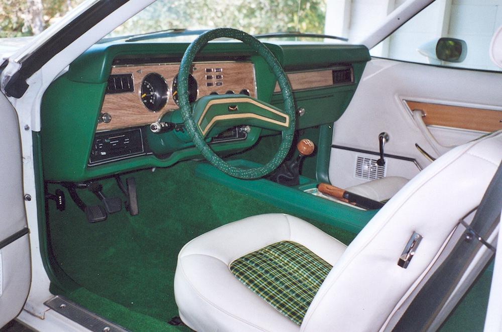 Polar White 1977 Ford Mustang Ii Coupe Mustangattitude Com Photo Detail