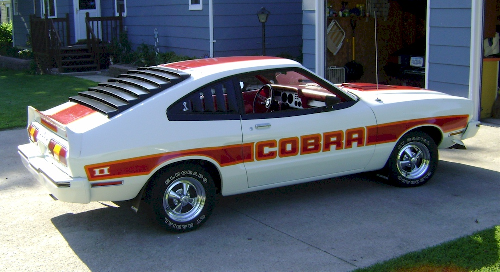 White 78 Cobra II