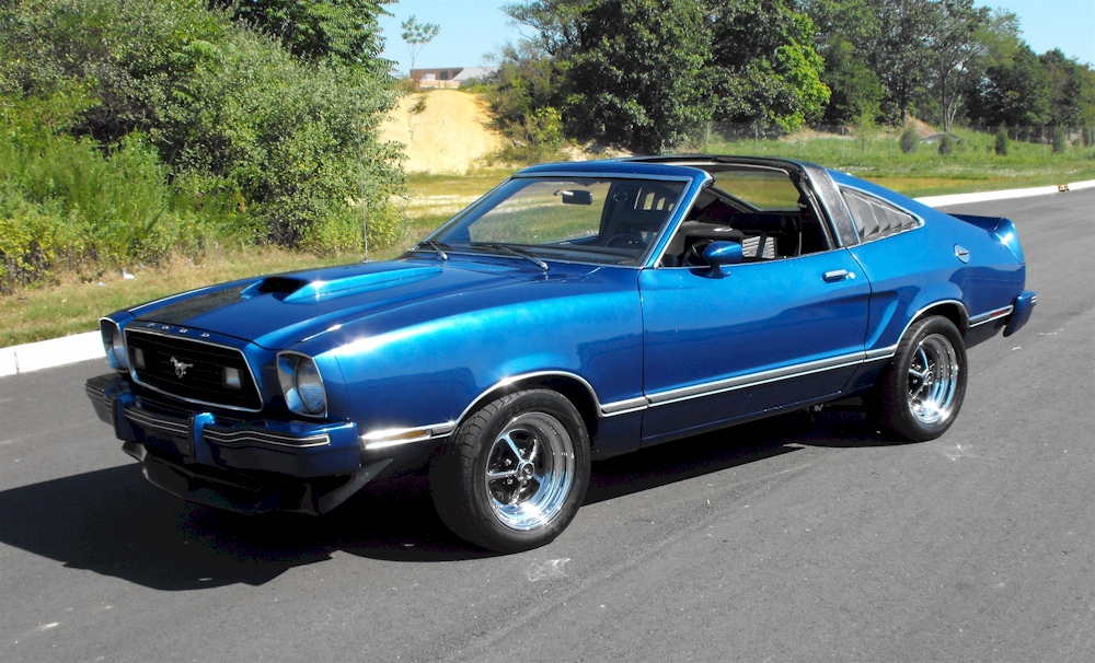 1978 Ford Mustang Cobra Ii For Sale