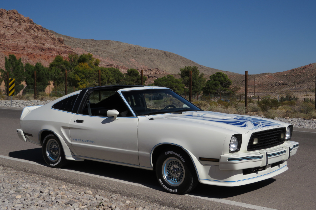 1978 Mustang 11 For Sale