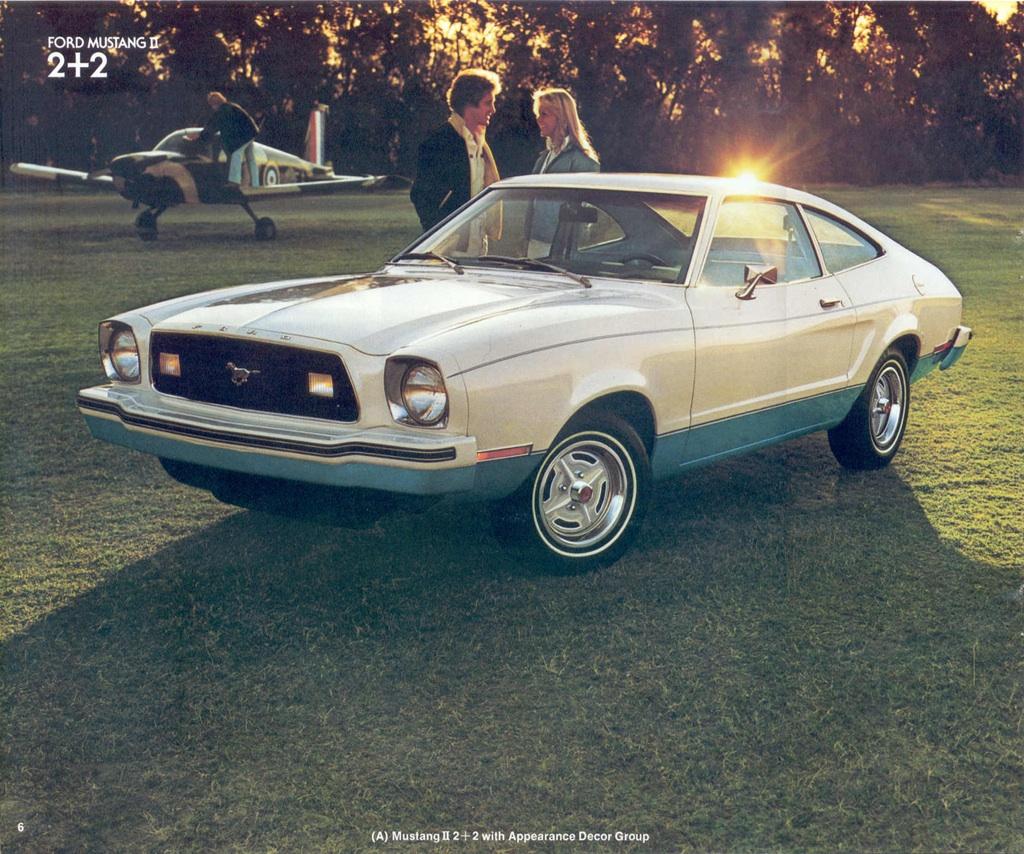 1978 Mustang Ii For Sale
