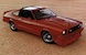 Bright Red 1978 Mustang King Cobra with T-roof