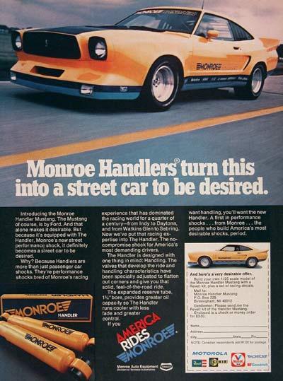 Monroe Handler Ad