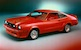 Bright Red 1978 Mustang King Cobra
