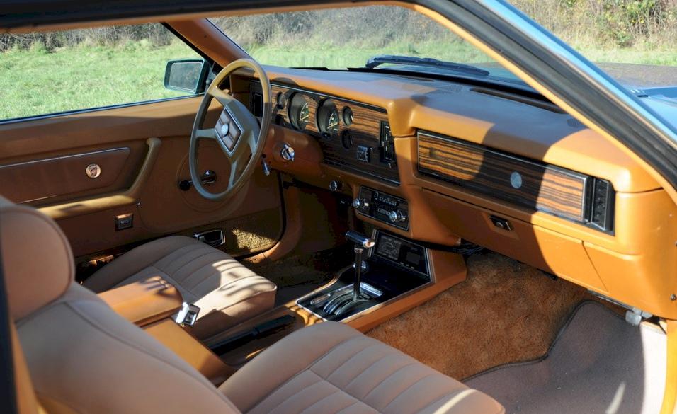 Dark Jade 1979 Ford Mustang Ghia Hatchback  MustangAttitudecom