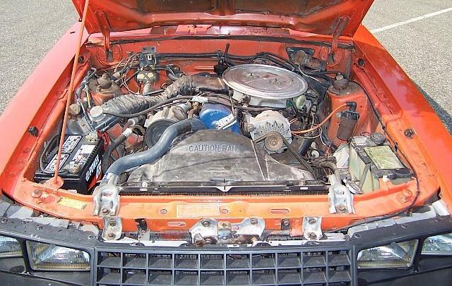 bright bittersweet orange 1980 ford mustang hatchback 1980 Ford Mustang Road Test 1980 ford mustang engine options