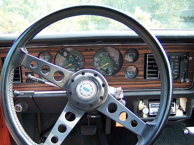 bright bittersweet orange 1980 ford mustang hatchback rh mustangattitude com 1983 Ford Mustang 1979 Ford Mustang