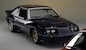 Dark Blue 1983 Mustang GT Enduro