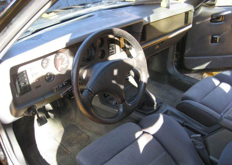 Black 1984 Svo Ford Mustang Hatchback Mustangattitude Com Photo Detail