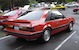 Bright Red 1986 Mustang 5.0L LX Hatchback