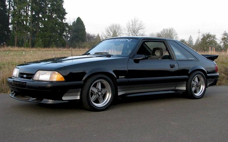 1989 Mustang Saleen