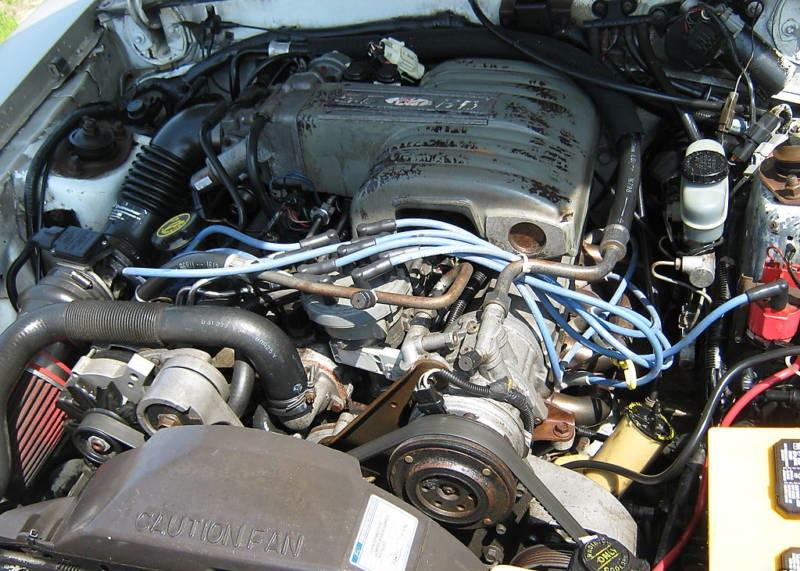 1989 Mustang 5.0 Engine