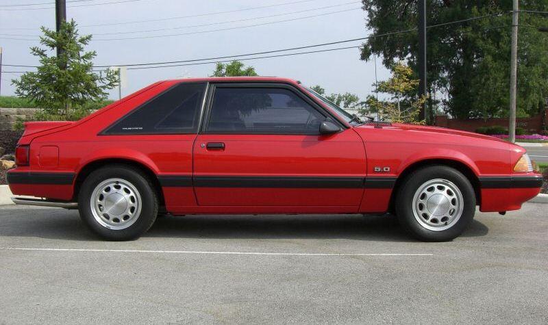 1990 Ford Mustang - User Reviews - CarGurus