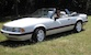 Oxford White 1990 Mustang 5.0 LX convertible