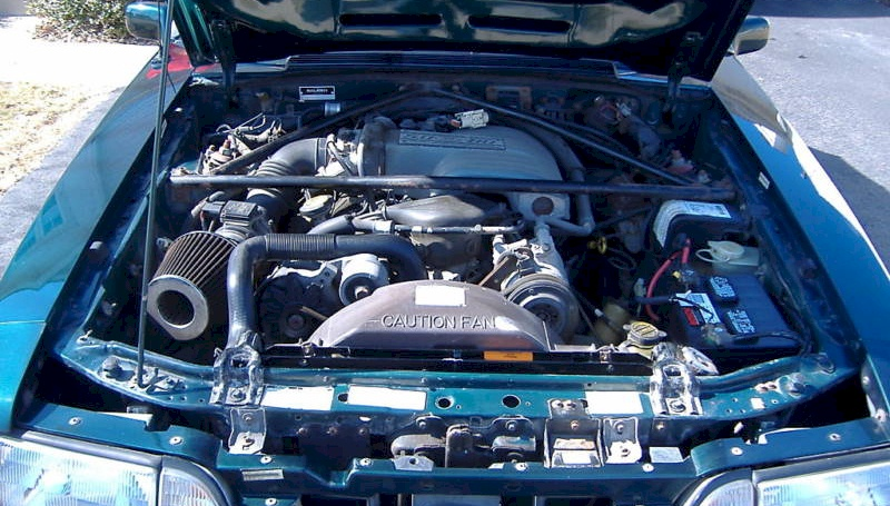 1990 Saleen Engine