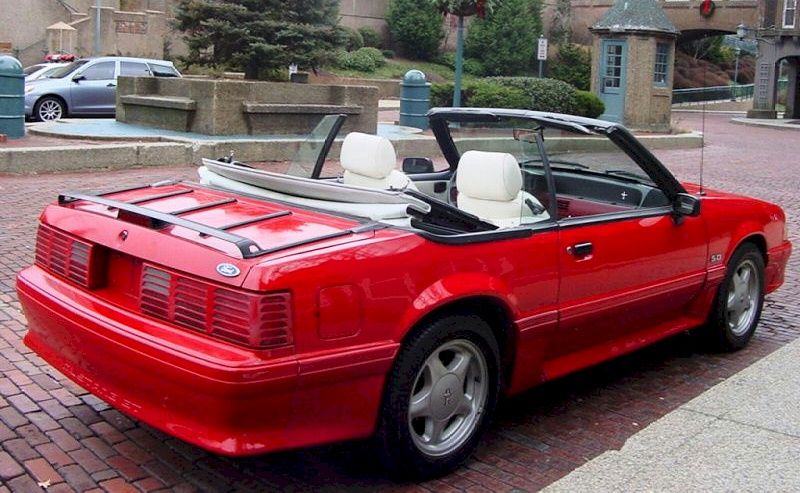 1991 Ford Mustang Convertible - Prices & Reviews
