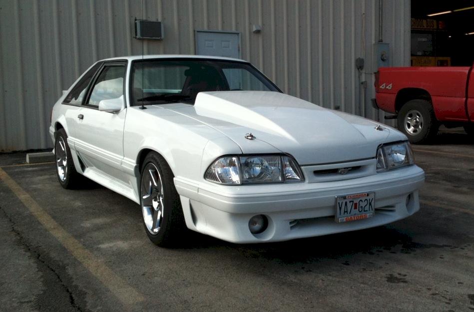 1992 Mustang Gt
