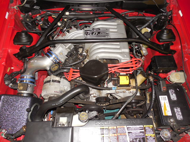 1994 Mustang 5.0L Engine