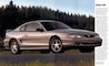 Page 8 & 9: 1994 Ford Mustang Promotional Brochure