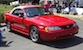 Rio Red 1994 Indianapolis Pace Car convertible